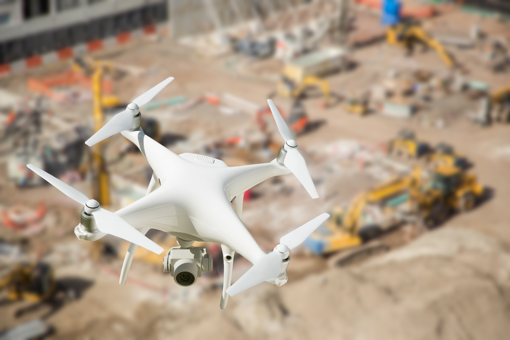 Using Drones in Construction – 5 Advantages