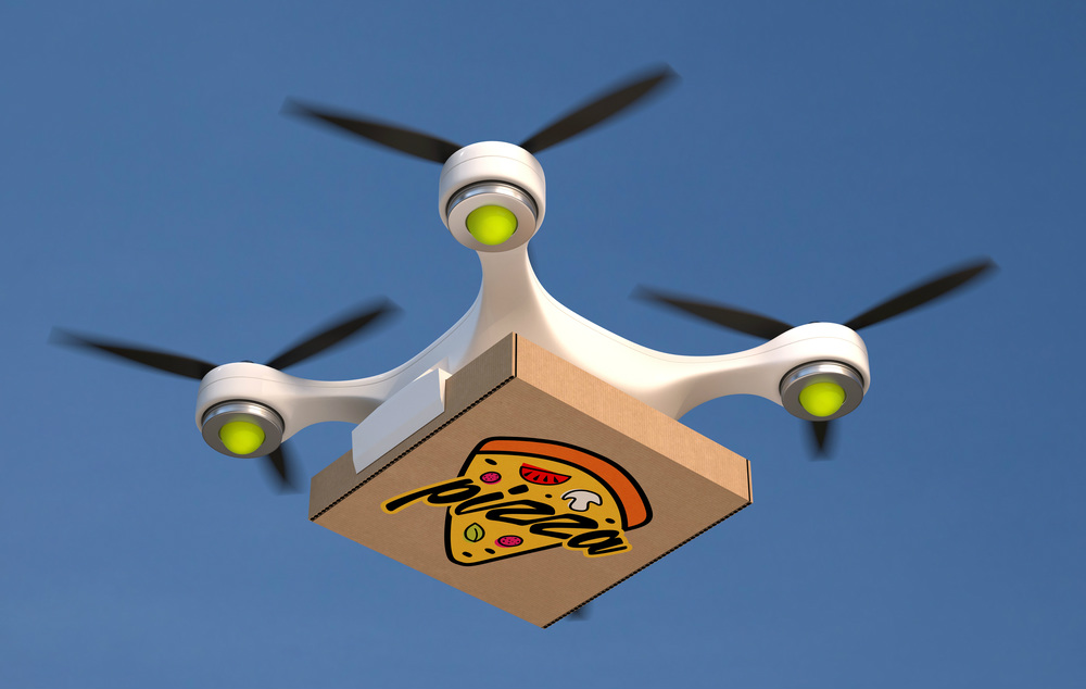 Drone Delivery Business Approved by Casa in Canberra