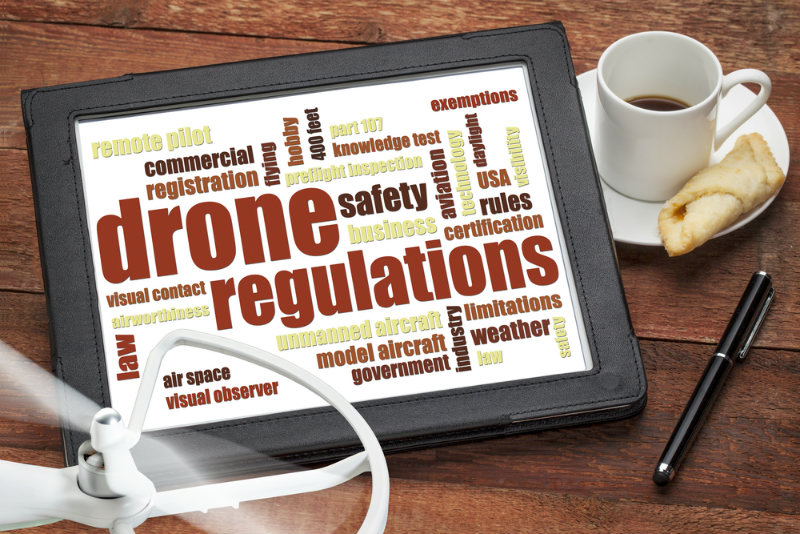 Drone Registration Scheme Delayed