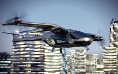 Passenger Drones: Are They A Reality?